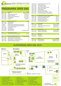 Workshops Open Dag